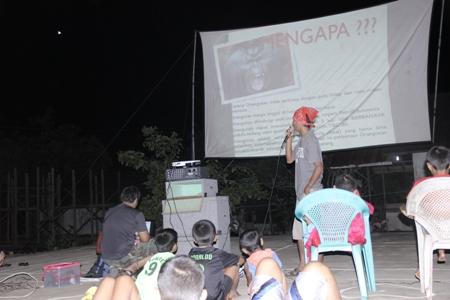 mobil cinema sebagai media kampanye