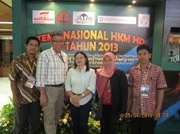 Temu Nasional HKM Hutan Desa, tahun 2013 di Jakarta