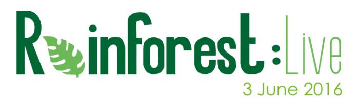 Rainforest Live 2016 Foto logo dok. OUTROP