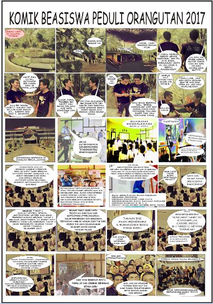 foto-komik-bocs-2017-yayasan-palung